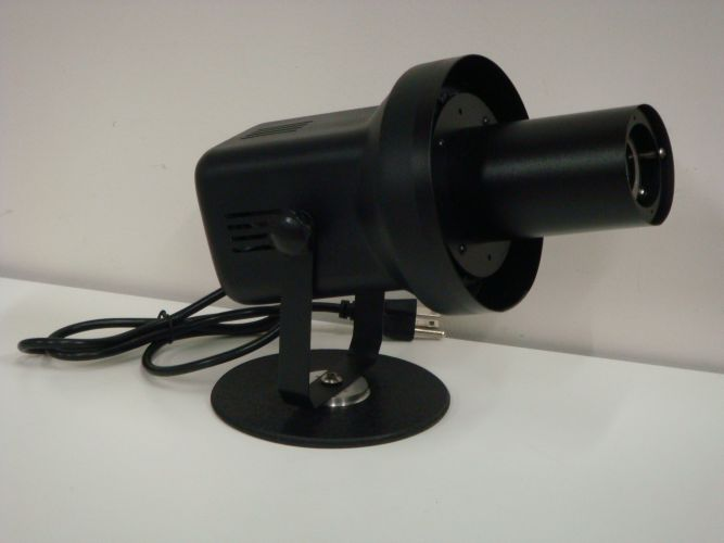 Indoor Gobo Projector 25 watt1300 lumen for holiday projections