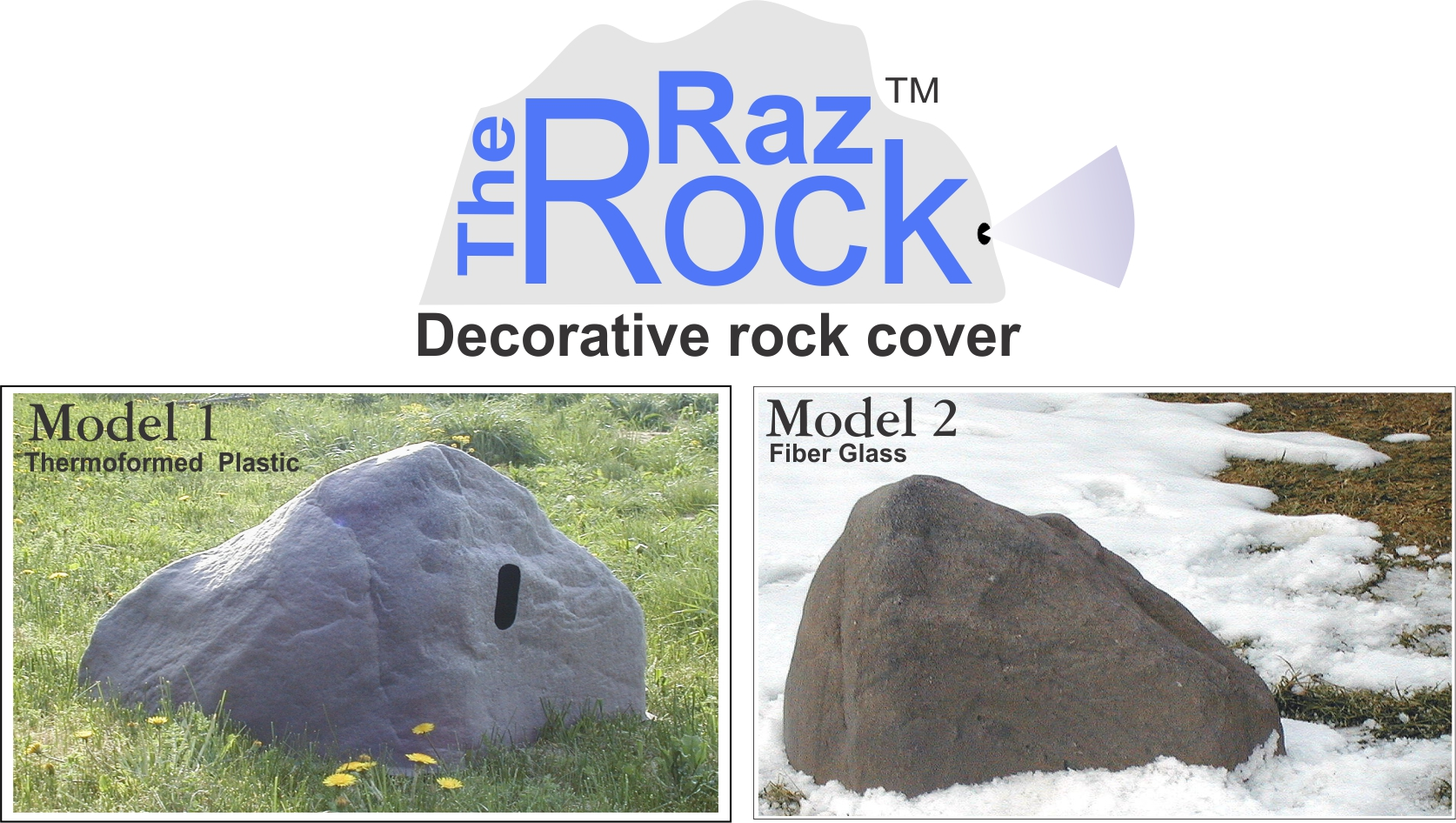Custom Made Rock Enclosures for added protection of Projectors